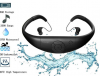 Tayogo αδιάβροχο mp3 player κολύμπι, αδιάβροχο 8GB για ακουστικά κολύμβησης, αθλητικά ακουστικά