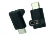 USB-C male - USB-C female Ανταπτορας (oem)