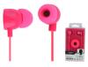 Keeka Ακουστικά Ψείρες KA-10 Ρόζ