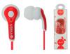 Keeka Ακουστικά Ψείρες KA-01 Κόκκινο