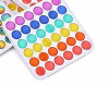 Pop It Παιχνίδι  ΑντιΣτρες - Bubble ουρανιο τοξο χρωματισμος Πλαισιο Τετραγωνο (oem)(bulk)