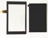 Οθόνη LCD και μηχανισμός αφής για το  Lenovo YOGA TAB 3 8.0 YT3-850 YT3-850F YT3-850L YT3-850M Μαύρο