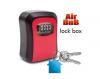 Κουτί Ασφαλείας για κλειδιά Airbnb  ΚΟΚΚΙΝΟ (OEM)