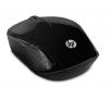 Ποντίκι Οπτικό ασύρματο HP 200   (Μαύρο)