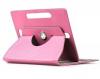 Περιστρεφόμενη universal θήκη - βάση για Tablet 9-10'' - Ροζ  (OEM)