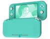 Nintendo Switch lite e ΘΗΚΗ TPU σιλικονης τιρκουαζ παστελ (OEM)
