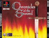PS1 GAME - Chronicles Of The Sword (MTX)