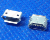 Micro usb 5 Small Pin B SMT plug jack socket connector - Type A (OEM)