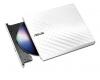 ASUS Εξωτερικό Slim DVD-RW  SDRW-08D2S-U Lite white