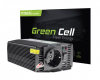 Car Power Inverter Green Cell® 12V to 230V, 300W/600W
