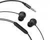Hands Free Hoco M44 Magin Sound Earphones Stereo 3.5mm Μαύρα με Μικρόφωνο και Πλήκτρο Λειτουργίας
