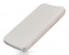 Lenovo A369 - Δερμάτινη Θήκη Πορτοφόλι Λευκή (OEM)