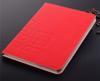 Δερμάτινη Θήκη Πορτοφόλι για ipad Air 2013 / ipad 5 Κόκκινη LWCIPA2013R OEM