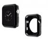 Σκληρη TPU θηκη για Apple Watch 42mm  Μαύρο (OEM)