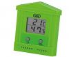 Ψηφιακή οθόνη LCD Μετρητής θερμοκρασίας Πρασινου Χρώματος(OEM)