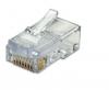 Φις δικτύου RJ45 με 8 pin Cat5e./ Connector Rj-45 για Καλώδιο Δικτύου