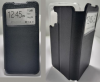 Θήκη Δερματίνης με παραθυρο για Redmi Note 10 Pro  -  Μαυρο (ΟΕΜ)