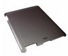 ipad 2 - Approx Θήκη Πίσω Πλαστικό Κάλυμμα Διαφανές Μαύρο APPIPC05B