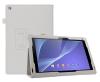 Δερμάτινη Θήκη για το Sony Xperia Tablet Z2 Λευκή (ΟΕΜ)