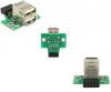 DELOCK ΑΝΤΑΠΤΟΡΑΣ USB 2.0 9 PIN HEADER(FEM) ΣΕ 2X USB 2.0A (FEM), 2.54 MM 41429