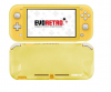 Nintendo Switch lite ΘΗΚΗ TPU σιλικονης κιτρινο παστελ (OEM)
