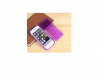 iphone 5C Μώβ Gel TPU Θήκη με μπροστά κάλυμμα Ι5CGTCWFCP OEM