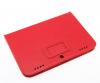 Δερμάτινη Θήκη για το Lenovo IdeaPad A2109 9'' Κόκκινη(OEM)