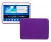Θήκη Σιλικόνης για το Samsung Galaxy Tab 3 10.1 P5200/P5210 Μώβ (OEM)