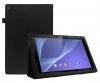 Δερμάτινη Θήκη για το Sony Xperia Tablet Z2 Μαύρη (ΟΕΜ)