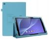 Δερμάτινη Θήκη για το Sony Xperia Tablet Z2 Γαλάζια (ΟΕΜ)