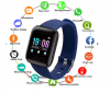 116 Plus Smart Bracelet Band IP67 Heart Rate Blood Pressure Fitness Tracker Watch 116Plus Sport Wristband Smartband Waterproof