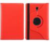 Δερμάτινη θήκη για Samsung Galaxy Tab A 10.5 T590 T595 ΚΟΚΚΙΝΟ (OEM)