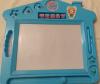 Πίνακας ζωγραφικής - εγγραφής με σφραγίδες Doodle Board - Μπλε