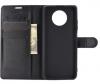 Θήκη Δερματίνης για Xiaomi Note 9T - Μαύρη (ΟΕΜ)