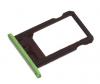 iPhone 5C Sim Holder Green