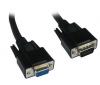 Nedis Καλώδιο Προεκτάσεως VGA HD15 αρσ. σε VGA HD15 θηλ. 5m Μαυρο