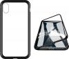 Senso Μεταλλική Μαγνητική Θήκη μπρος και πισω 360 μοιρών για Iphone X / Xs ΜΑΥΡΟ (OEM)