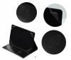 """BLUN Οικολογική Δερματίνη  Universal αναδιπλούμενη περιστρεφομενη  θηκη για Tablet  8.0"""" ΜΑΥΡΗ (ΟΕΜ)"""