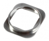 iPhone 5S Home button chrome ring in Silver