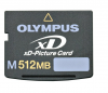 OLYMPUS XD PICTURE CARD 512MB TYPE M