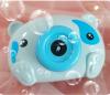 Γουρουνακι Μπλε καμερα - μπουμπουληθρες (oem)
