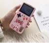 Iphone  XR  θηκη σιλικονης, με  36 (8-bit) παιχνιδια ενσωματωμενα , Ροζ Πανθηρας  σχεδιο (ΟΕΜ)