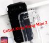 Θήκη TPU Gel για Cubot King Kong MINI 2 Διάφανο (OEM)