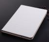 Δερμάτινη Θήκη Πορτοφόλι για ipad Air 2013 / ipad 5 Λευκή  LWCIPA2013W OEM
