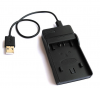 NP-FV50 NP-FV70 NP-FV100 Μπαταρία USB φορτιστής για βιντεοκάμερες Sony FDR-AX33 AX100 NEX-VG10 VG20 VG30 VG900 HDR-CX110 CX130 CX150 (OEM)