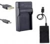 NP-900 NP900  USB Φορτιστής Μπαταρίας για Konica Minolta DIMAGE E40 E50 PREMIER SL4 SL5 SL6 για  BENQ DC C500 DC E43 DC E53 DC E63 (OEM)