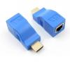HDMI Extender 30m Over CAT5/6 1 X CABLE 1080p & 4K Προέκταση FTT14-016