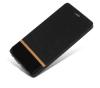 Δερματίνη Θήκη Πορτοφόλι για Cubot KING KONG  - Mini 2 Μαύρο (ΟΕΜ)