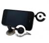 iphone Smile Earphones 3.5mm stereo male to 2x 3.5mm stereo female Splitter White