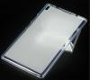 Θήκη TPU Gel για το  LENOVO Tab E10 TB-X104F Διαφανές Ματ (ΟΕΜ)
